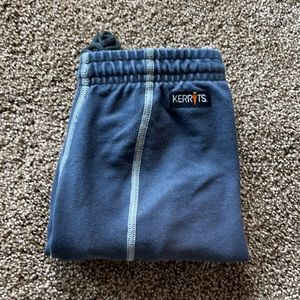 Kerrits kids stretchy equestrian pants w/knee pad